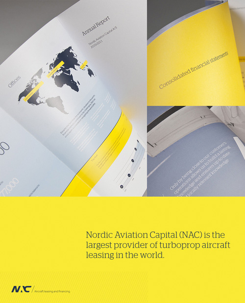 Nordic Aviation Capital - Identidade Corporativa