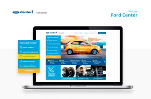 Web Site Ford Center