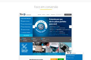Website VW Vox